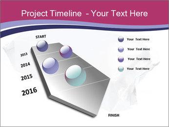 White Plastic Pack PowerPoint Template - Slide 26
