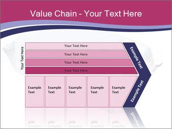 White Plastic Pack PowerPoint Template - Slide 27