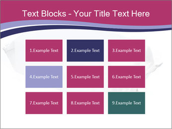 White Plastic Pack PowerPoint Template - Slide 68