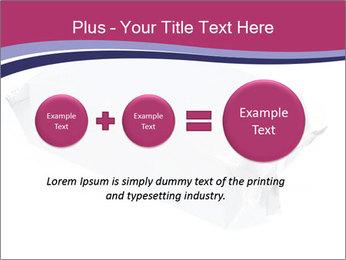 White Plastic Pack PowerPoint Template - Slide 75