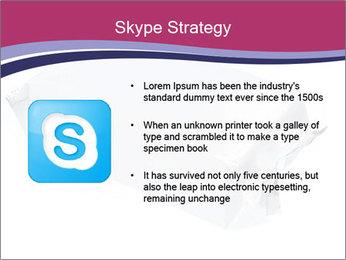 White Plastic Pack PowerPoint Template - Slide 8