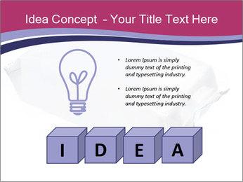 White Plastic Pack PowerPoint Template - Slide 80