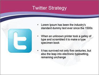 White Plastic Pack PowerPoint Template - Slide 9