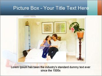 Schoolgirl Surfing Online PowerPoint Template - Slide 16