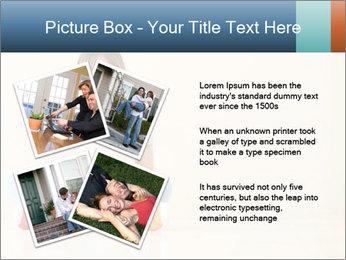 Schoolgirl Surfing Online PowerPoint Template - Slide 23