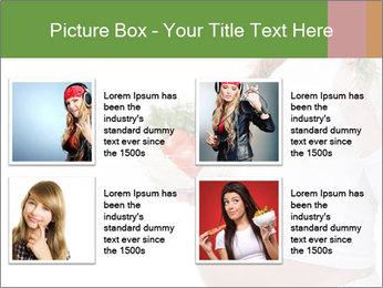 Healthy Diet During Pregnancy PowerPoint Template - Slide 14