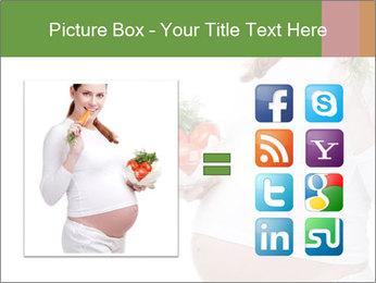 Healthy Diet During Pregnancy PowerPoint Templates - Slide 21