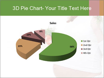 Healthy Diet During Pregnancy PowerPoint Templates - Slide 35