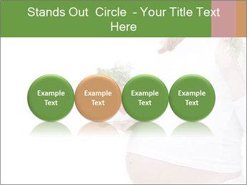 Healthy Diet During Pregnancy PowerPoint Templates - Slide 76