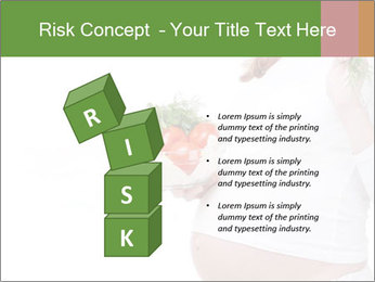 Healthy Diet During Pregnancy PowerPoint Templates - Slide 81