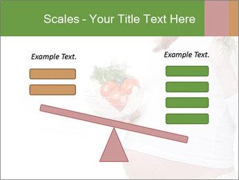 Healthy Diet During Pregnancy PowerPoint Templates - Slide 89