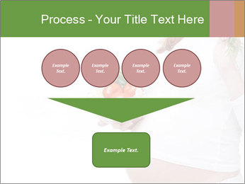 Healthy Diet During Pregnancy PowerPoint Template - Slide 93