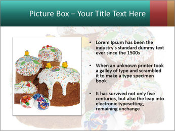Ukrainian Easter Kulich PowerPoint Template - Slide 13