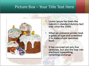 Ukrainian Easter Kulich PowerPoint Templates - Slide 13