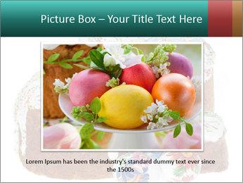 Ukrainian Easter Kulich PowerPoint Templates - Slide 16