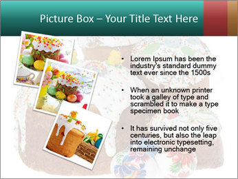 Ukrainian Easter Kulich PowerPoint Template - Slide 17