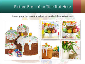 Ukrainian Easter Kulich PowerPoint Template - Slide 19