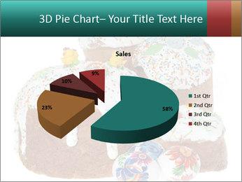 Ukrainian Easter Kulich PowerPoint Templates - Slide 35
