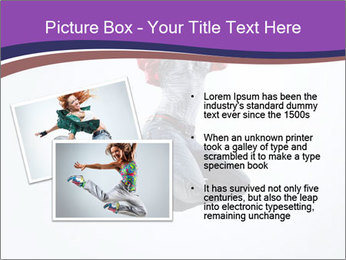 Cute Dancer PowerPoint Templates - Slide 20