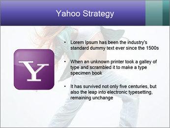 New Dance PowerPoint Templates - Slide 11