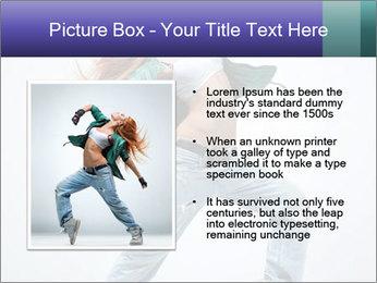New Dance PowerPoint Templates - Slide 13