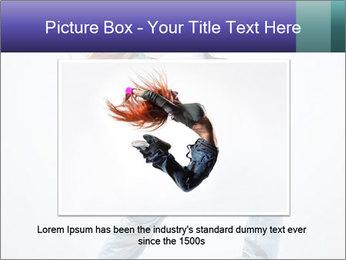 New Dance PowerPoint Templates - Slide 15