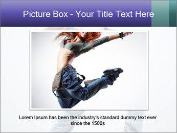 New Dance PowerPoint Templates - Slide 16