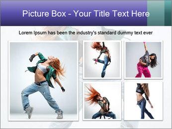 New Dance PowerPoint Templates - Slide 19