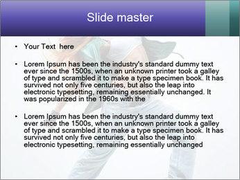 New Dance PowerPoint Templates - Slide 2