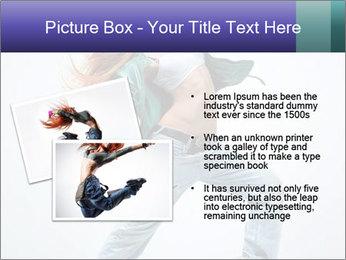 New Dance PowerPoint Templates - Slide 20