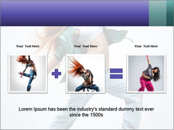 New Dance PowerPoint Templates - Slide 22