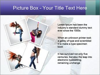 New Dance PowerPoint Templates - Slide 23