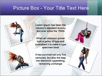 New Dance PowerPoint Templates - Slide 24