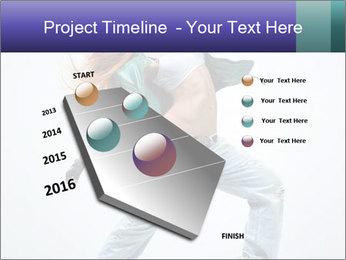 New Dance PowerPoint Templates - Slide 26