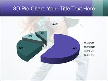 New Dance PowerPoint Templates - Slide 35