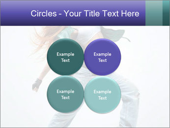 New Dance PowerPoint Templates - Slide 38