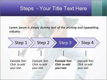 New Dance PowerPoint Templates - Slide 4