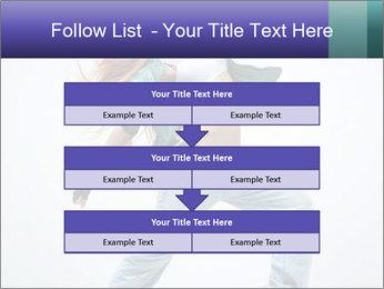 New Dance PowerPoint Templates - Slide 60