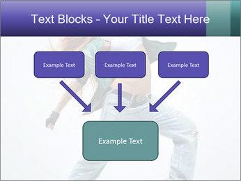 New Dance PowerPoint Templates - Slide 70