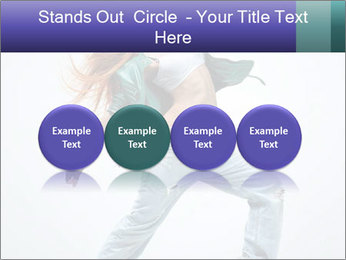 New Dance PowerPoint Templates - Slide 76
