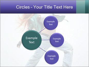 New Dance PowerPoint Templates - Slide 79