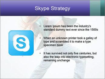 New Dance PowerPoint Templates - Slide 8