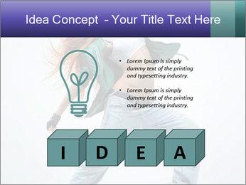 New Dance PowerPoint Templates - Slide 80