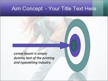 New Dance PowerPoint Templates - Slide 83