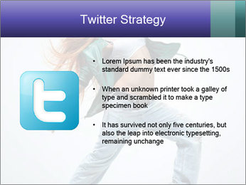 New Dance PowerPoint Templates - Slide 9