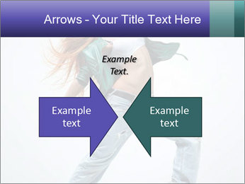 New Dance PowerPoint Templates - Slide 90