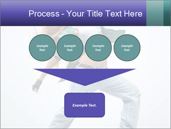 New Dance PowerPoint Templates - Slide 93