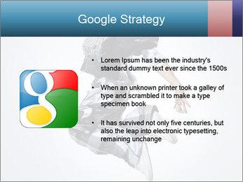 Modern Dance Training PowerPoint Templates - Slide 10