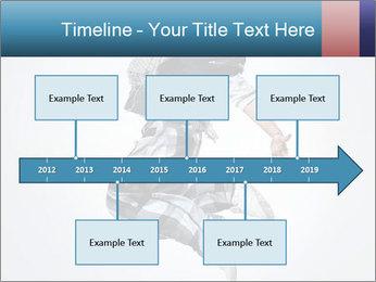 Modern Dance Training PowerPoint Templates - Slide 28