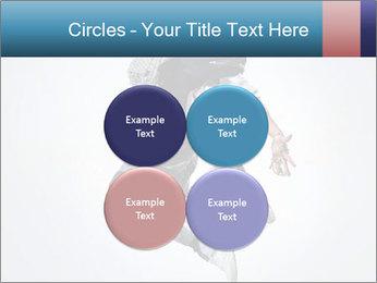 Modern Dance Training PowerPoint Templates - Slide 38